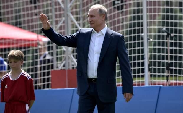 Путин не приедет на первый матч сборной России на Евро