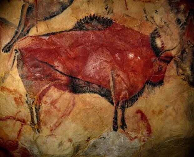 Шедевры наскальной живописи Каменный век, Наскальная живопись, Пещеры, Длиннопост