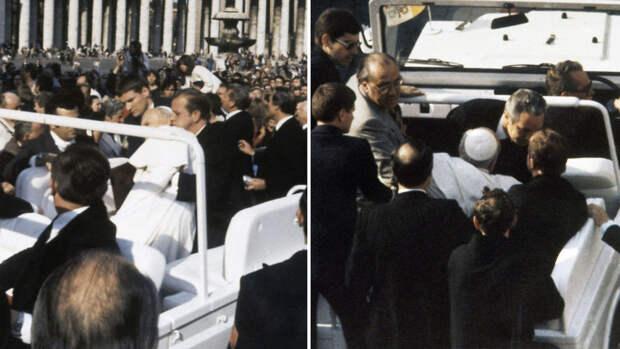 40 лет назад турок Агджа пытался убить Папу Римского