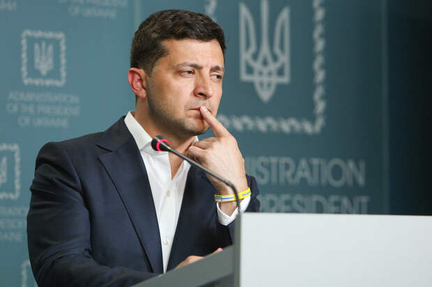 Зеленский придумал, как понизить «давление» России на Украину