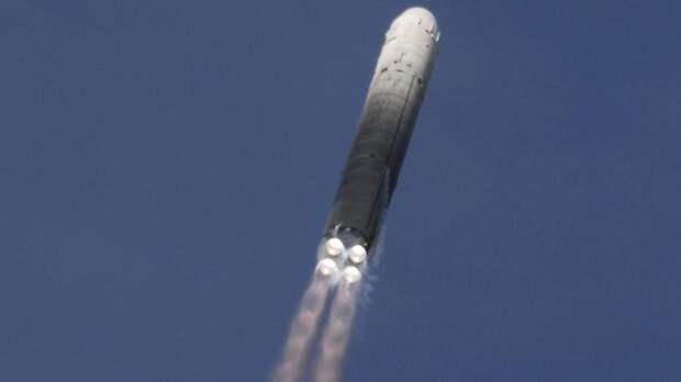 Межконтинентальная баллистическая ракета УР-100