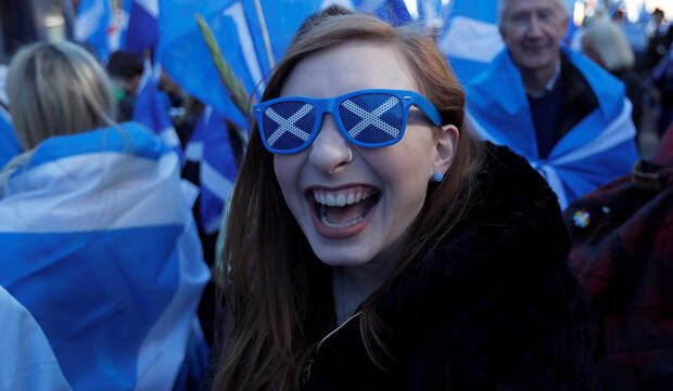 Европейский вектор: приблизят ли парламентские выборы Шотландию к референдуму о независимости