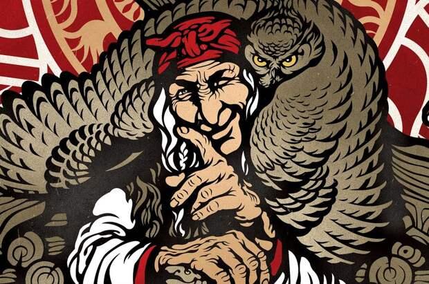 Русский Дух 21 века. Оживающая сказка художника Максима Кулешова, фото № 20