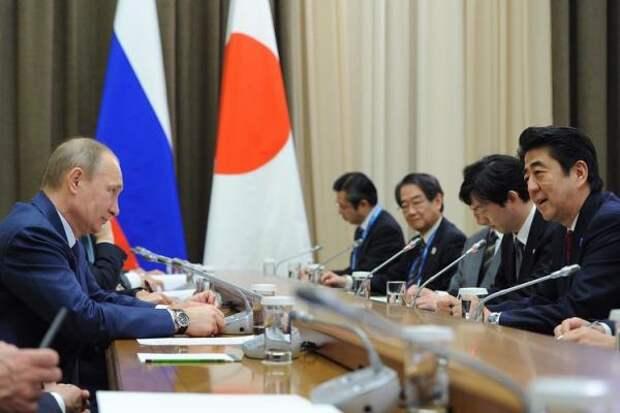 В энергетической войне Япония встала на сторону России