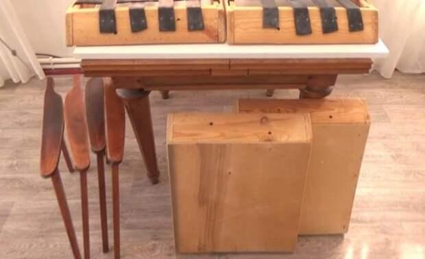 Крутая переделка советского кресла