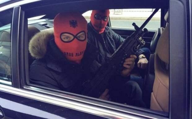 Косовские бандиты обстреляли сербскую полицию