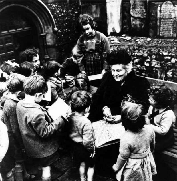 История Марии Монтессори — гениального педагога, которая бросила своего сына