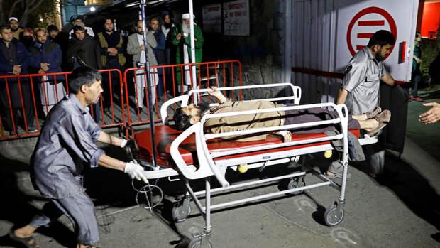 В Афганистане взорвался второй за сутки автобус