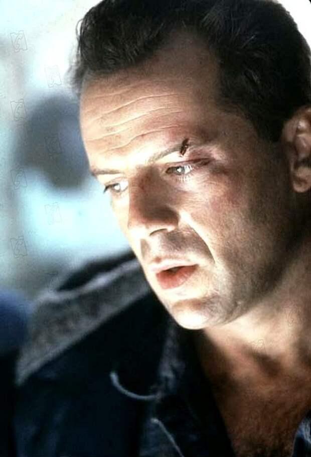 "Брюс Уиллис - ""Die Hard 2"" (1990) Голливуд., Лица с экрана, кинематограф"