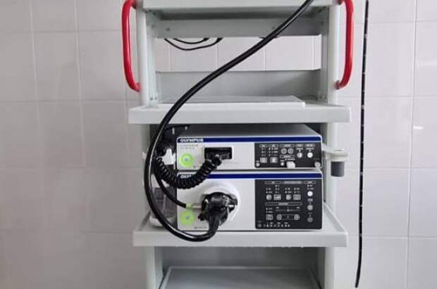 В Майкопскую городскую больницу поступило новое оборудование
