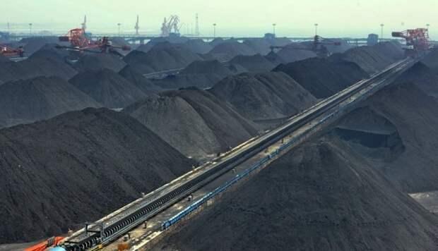 Цены на уголь в КНР, поставив рекорд, догнали европейские