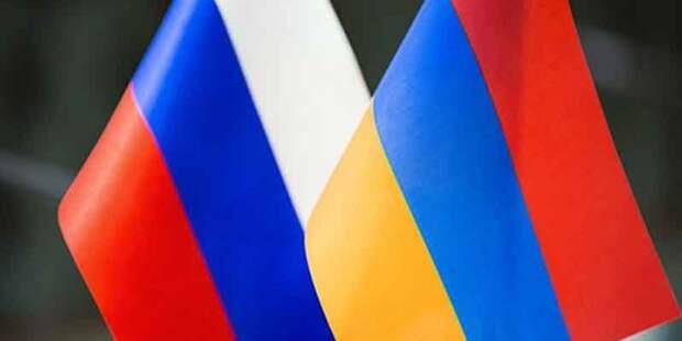 Путин и Пашинян обсудили происходящее в Армении