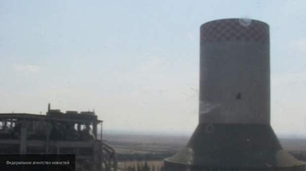 Ремонт электростанции в сирийской Хаме позволил увеличить ее мощность втрое
