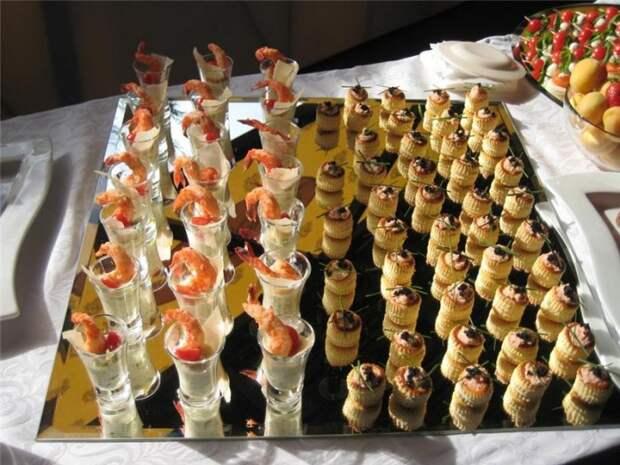 1000 и 1 идея закусок для фуршета. Как сделать праздник незабываемым?