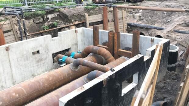 Кировчане смогут отслеживать работы энергетиков по реконструкции городских теплосетей