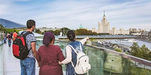 Сергунина: Москва претендует на три награды премии World Travel Awards/mos.ru