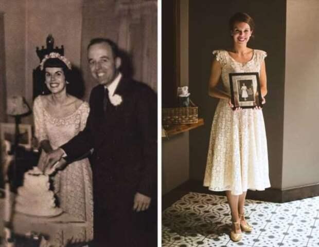 20 человек доказали, что модные наряды наших мам и бабушек могут дать фору современным обновкам