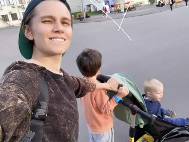 Дарья Мельникова: «Особо не сюсюкаюсь с сыновьями, у меня нет культа детей»