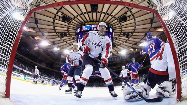 «Вашингтон» обыграл «Рейнджерс» в матче НХЛ, Орлов отдал три результативных паса