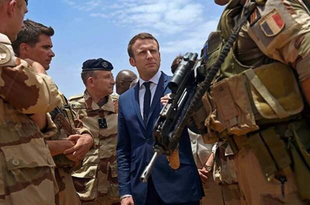 Французские военные предупреждают о возможности гражданской войны
