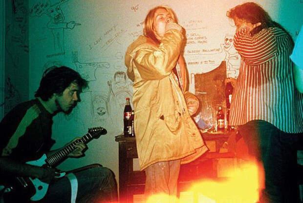 Nirvana в начале своего творческого пути