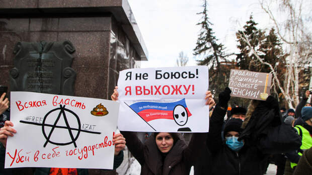 Проект Навальный поддерживают серые кардиналы во власти: Михеев призвал включить мозги