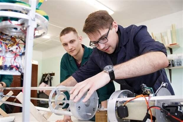 Студенты Самарского университета изобретают новую ракету для участия в международном форуме во Франции