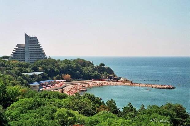 Черноморские курорты России максимально загружены