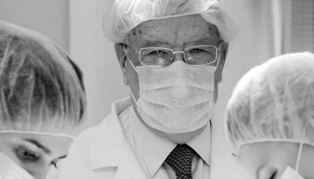 Президент подмосковного НИИ акушерства и гинекологии отмечает день рождения