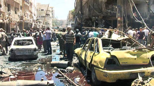 Сирийские дневники. 9 лет войны