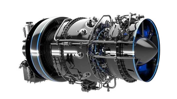 ОДК впервые в истории РФ спроектировал вертолетный двигатель полностью в 3D