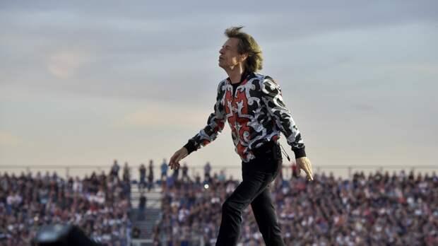 The Rolling Stones выпустит запись легендарного концерта на пляже Копакабана
