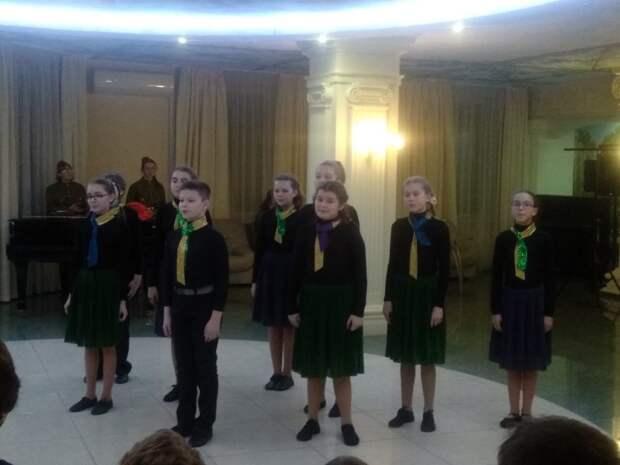 Студия-театр «Кукарямба» из Северного Тушина успешно выступила на конкурсе детского творчества