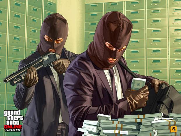 Все ограбления GTA Online от худших к лучшим