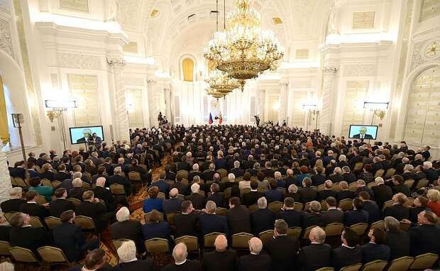 О главной литургии российской бюрократии