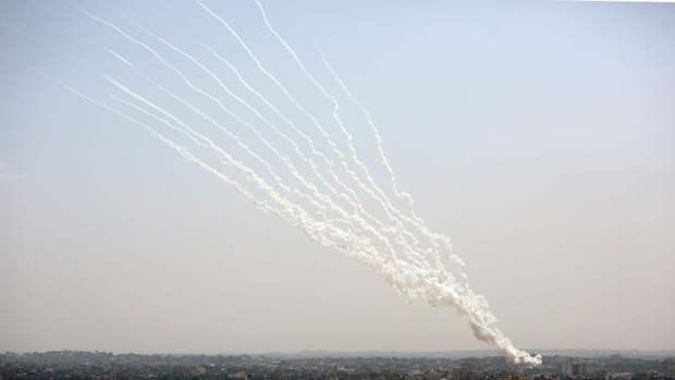 В ХАМАС заявили о ракетных ударах по израильским городам Тель-Авив и Ашдод