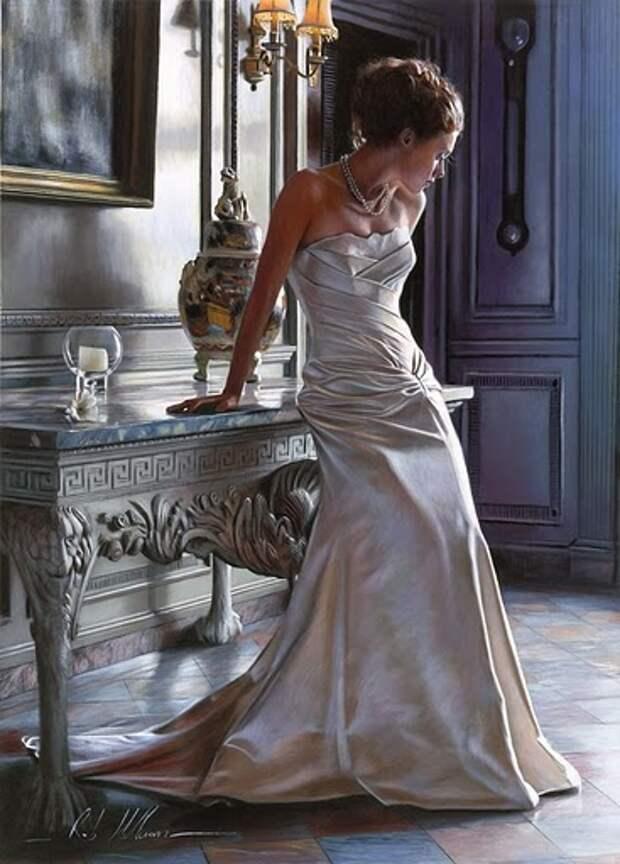 Выдающаяся красота женщины в живописи