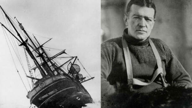 Экспедиция с Эрнестом Шеклтоном. Невероятная история спасения из оков вечных льдов
