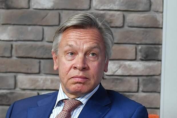 Алексей Пушков рассказал о мечтах Байдена