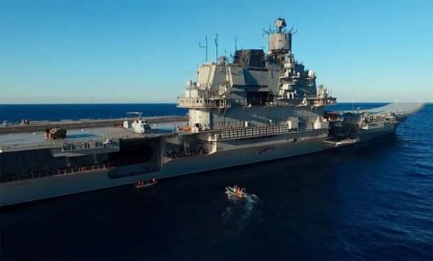 «Адмирал Кузнецов»: дым рассеялся. Оценка ущерба и размышления о будущем авианосца