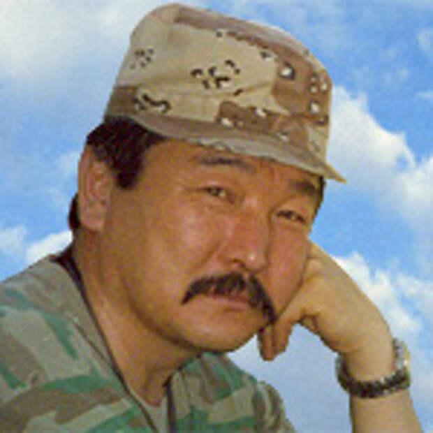 Подполковник АБДУЛАЕВ Эркебек Сагынбекович