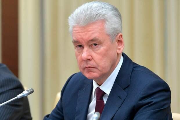 Сергей Собянин признал, что по темпам вакцинации Москва отстает от Европы