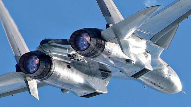 «Невидимка» F-35 всухую проиграл российскому Су-30СМ в воздушном бою над Балтикой