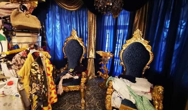 Роскошь в особняке главного гаишника Ставрополья может оказаться китайской репликой