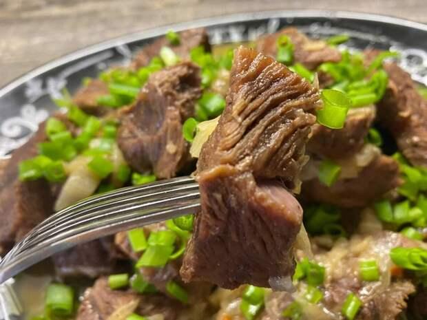 Готовлю шикарное мясо по-хрущевски. Сочнее, вкуснее и проще, чем шашлыки