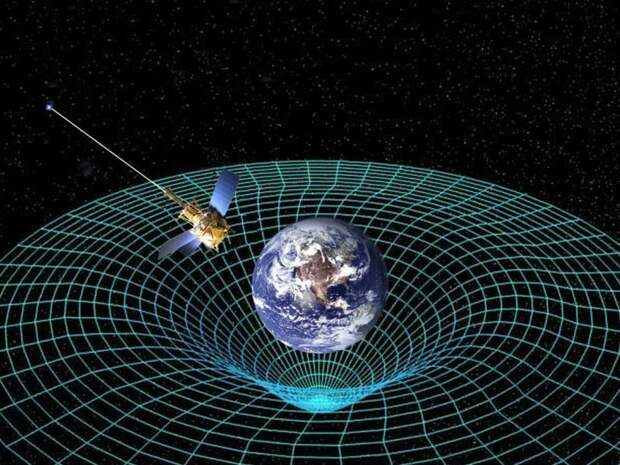 Как работает гравитация?