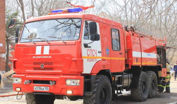 Более 9тыс. гектаров леса вТюменской области охвачено огнём