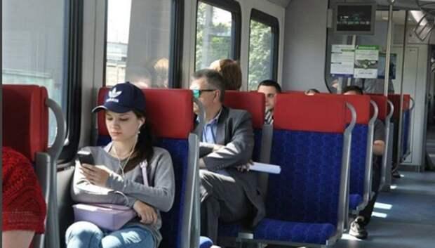 Пассажиропоток МЦД восстановился на 57%