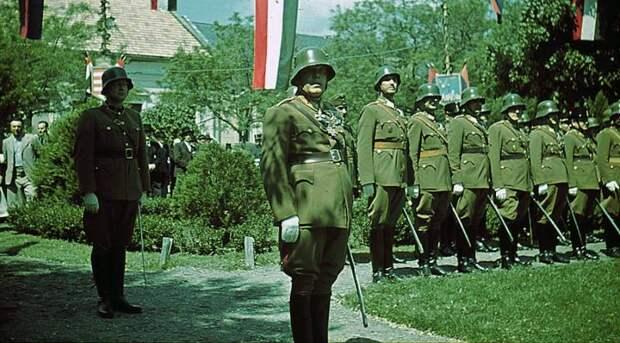 Венгрия и Вторая мировая война