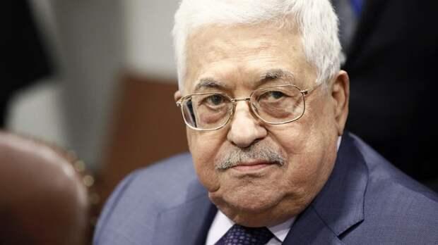 Глава Палестины заявил Блинкену об агрессии Израиля